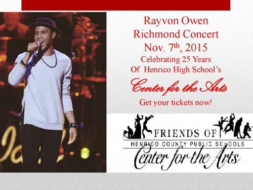 Rayvon Nov 7 Tickets