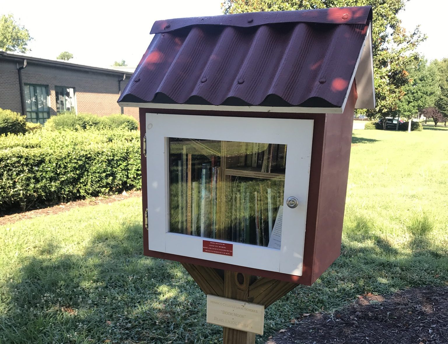 image of Little Free Library