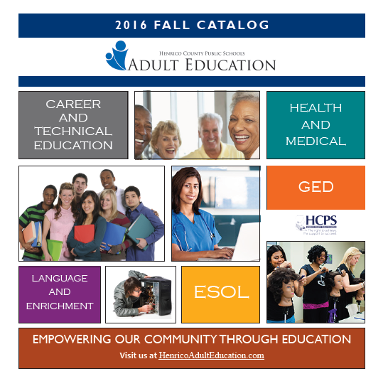 Adult & Continuing Education in Stafford, VA by