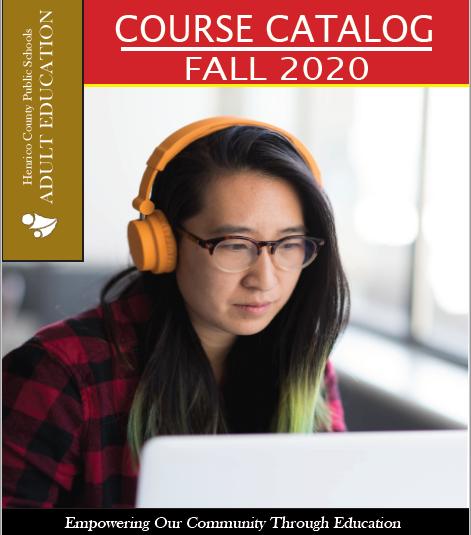 Fall 2020 Course Catalog