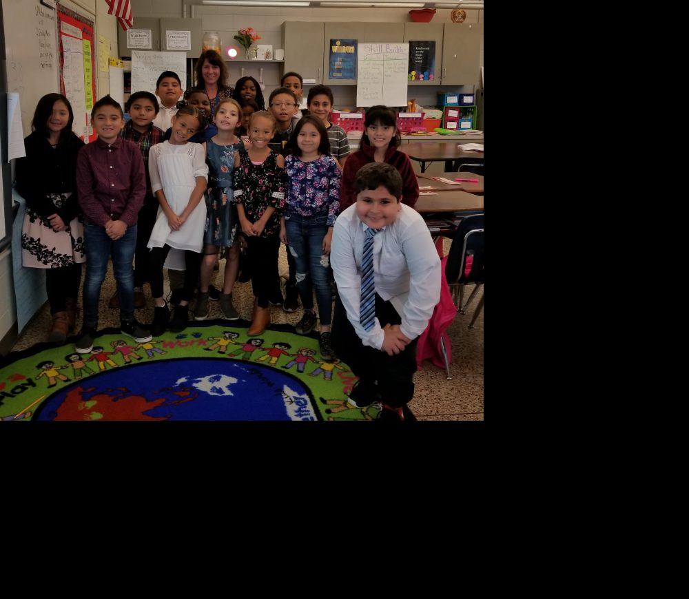 Ms. Hufnell's Third Grade