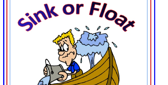 Sink or Float – Sink and Float Worksheet