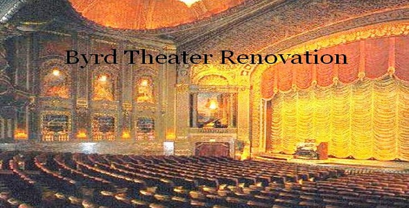 Byrd Theater Project