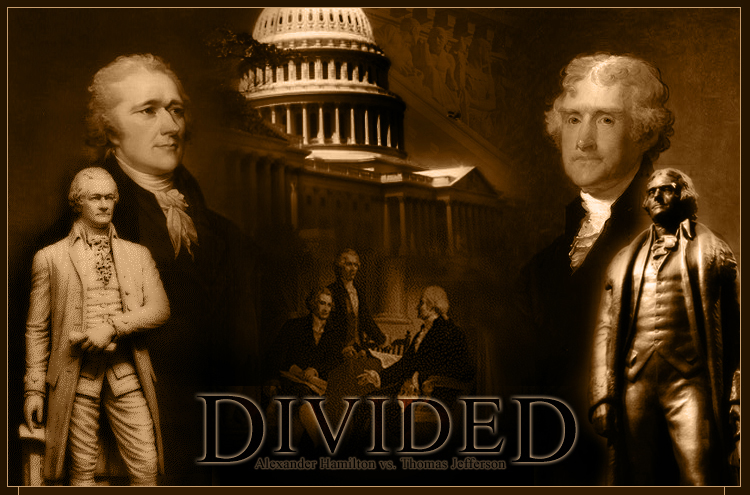 the compromise between the federalists and republicans in the united states of america Articles of confederation and perpetual union between the states of new  shall be the united states of america  republicans and the federalists.