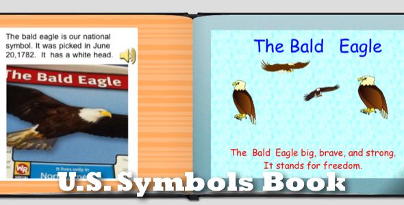 1st Grade Us Symbols Book Henrico 21