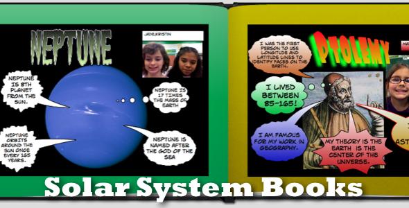 4th Grade Solar System Books