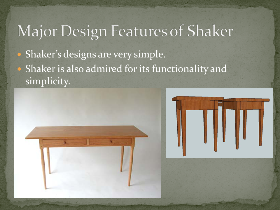 authentic shaker furniture furniture has been a part of