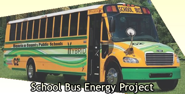 5153 – School Bus Energy Project