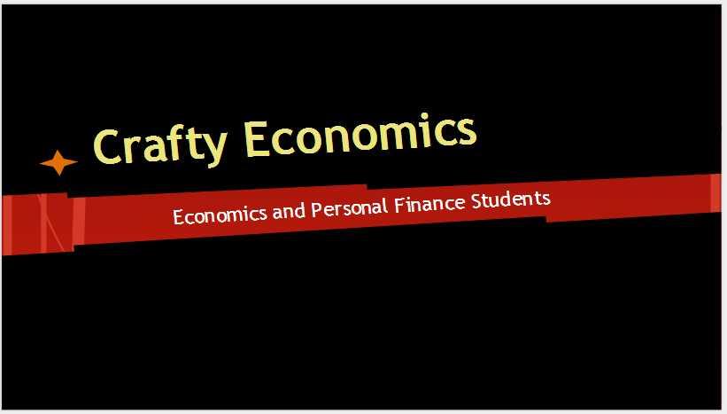 Economics Business Project