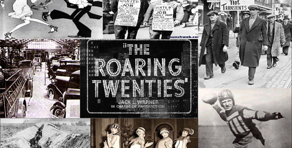 criminal activities of the roaring twenties The roaring twenties was the period in western society and western culture   so many of the more broadly cultural activities which different groups of women   organized crime blossomed during this era, particularly the american mafia.