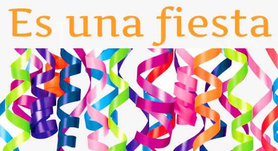 Es Una Fiesta! – 7732