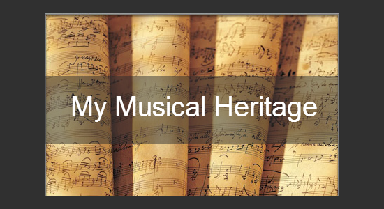 My Musical Heritage  – 7733