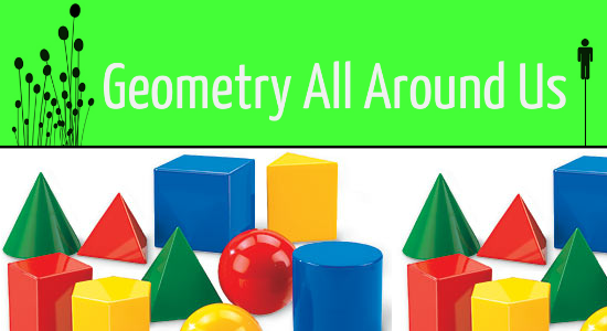 Geometry All Around Us – 7734