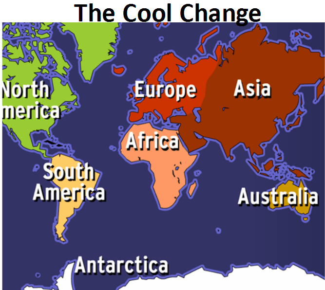The Cool Change – 7680