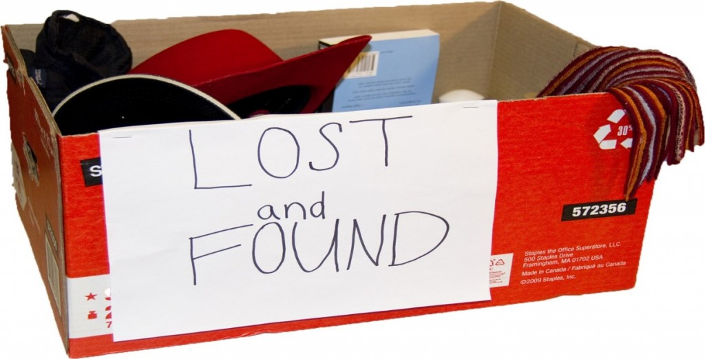 Lost and Found (15MS607)
