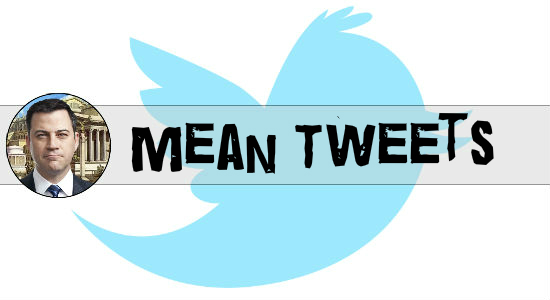 Mean Tweets – Using Twitter to Create Historically Sarcastic Tweets – 15MS406