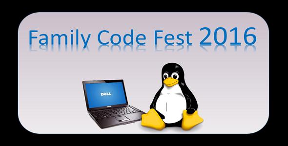 Family Code Fest 2016
