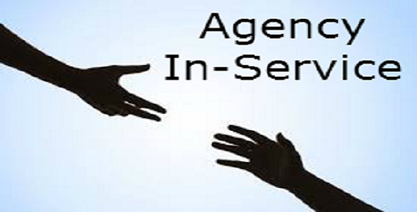 Agency In-Service