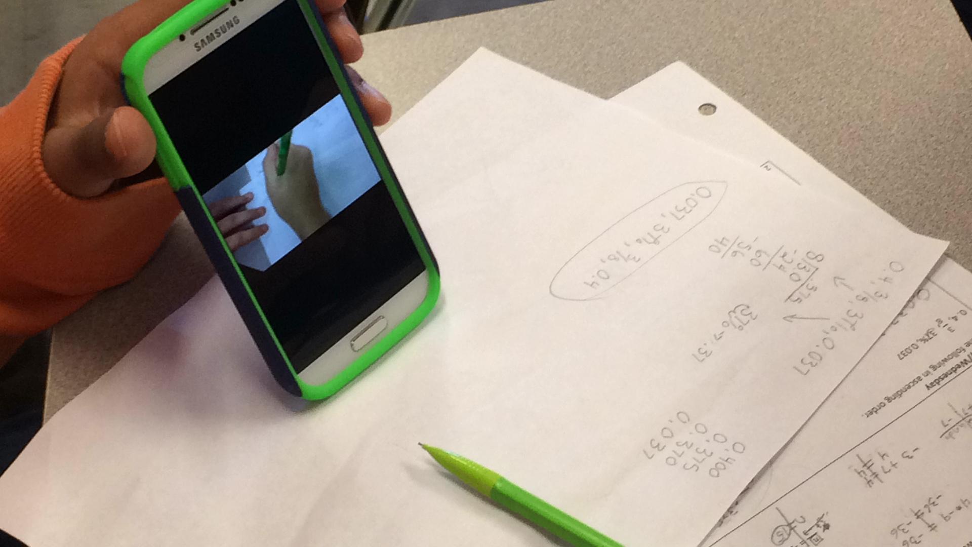 Math Selfies