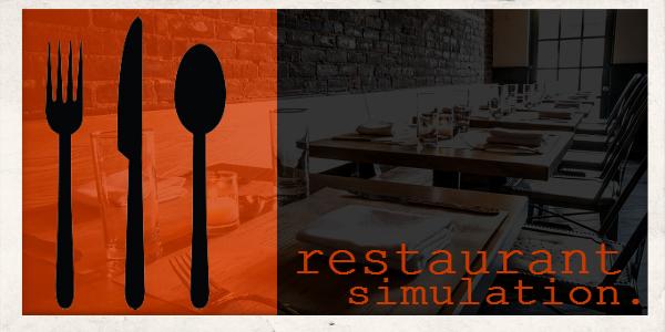 Restaurant Simulation