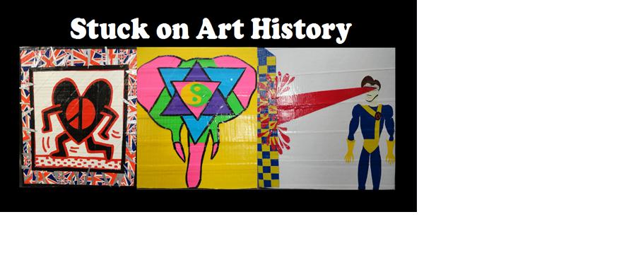 Stuck on Art History