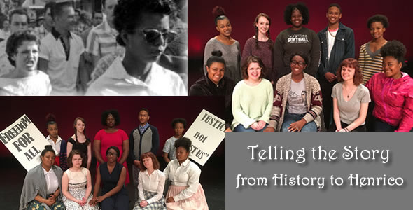 Telling the Story… from History to Henrico