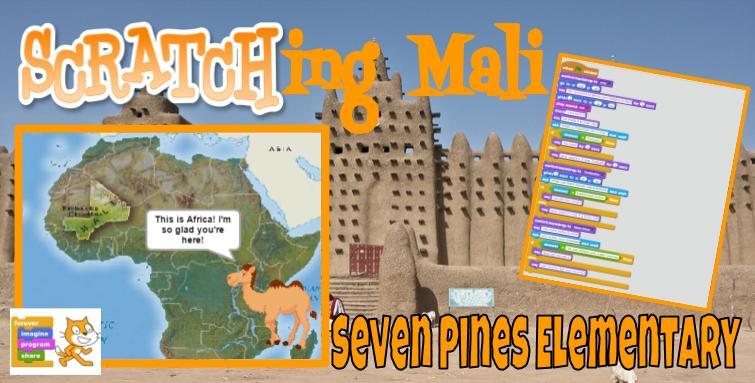 Scratching Mali