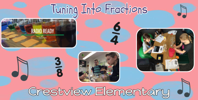 Tuning Into Fractions