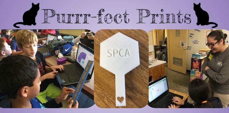 Purrr-fect Prints