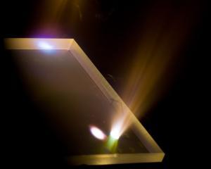 Relativistic Plasma Mirror