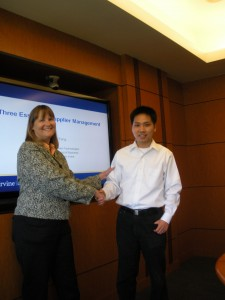 Tianjun Feng Defense of UCI Dissertation May 2008 001