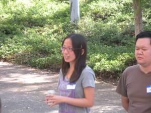 Ms. Jiaru Bai- enrolled 2012