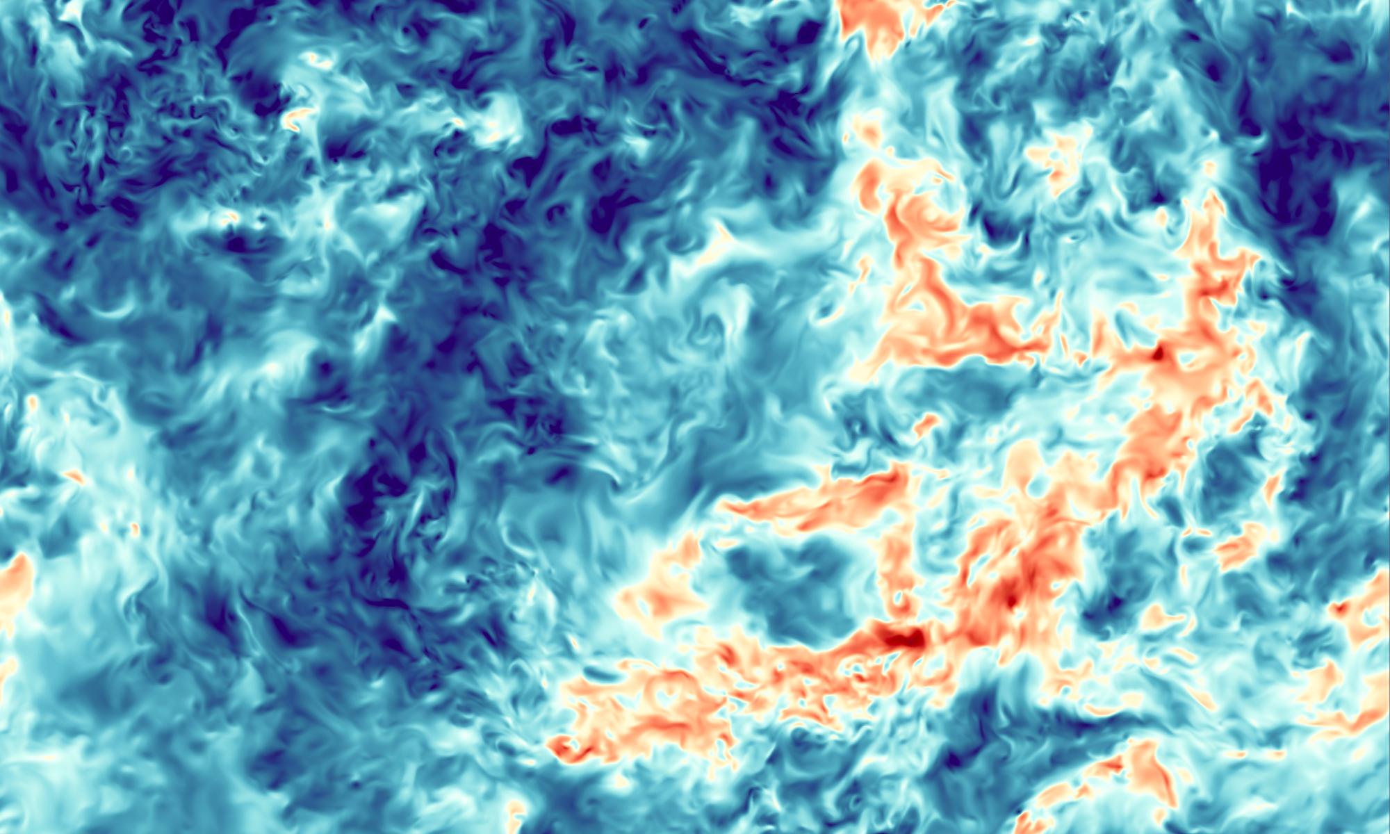 Physics & Simulation of Turbulence