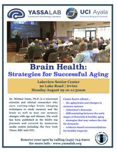Brain Health Lakeview Aug2016