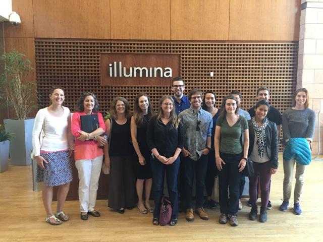 Illumina Visit June 2017