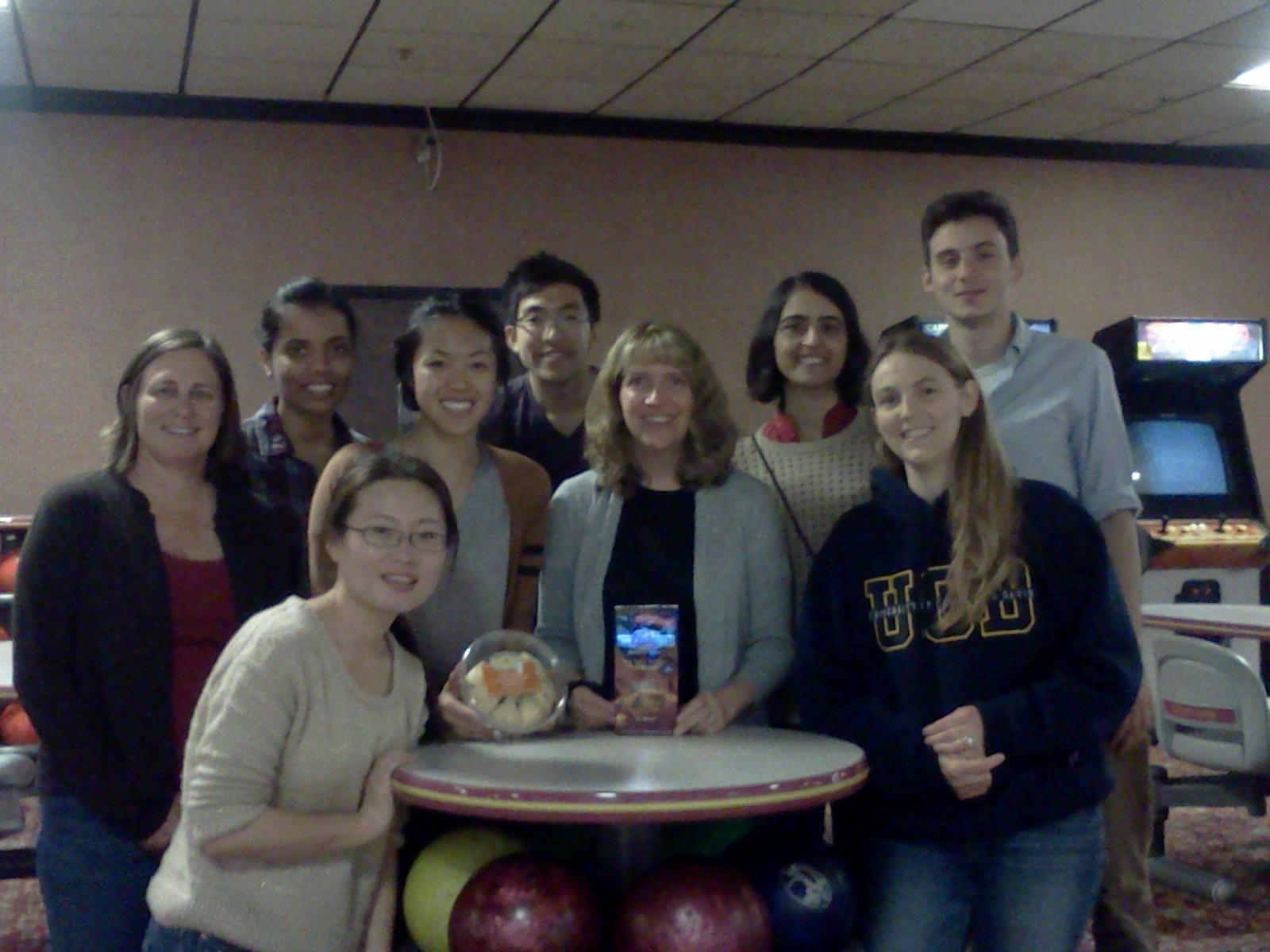 Lab Adventure at Irvine Lanes!
