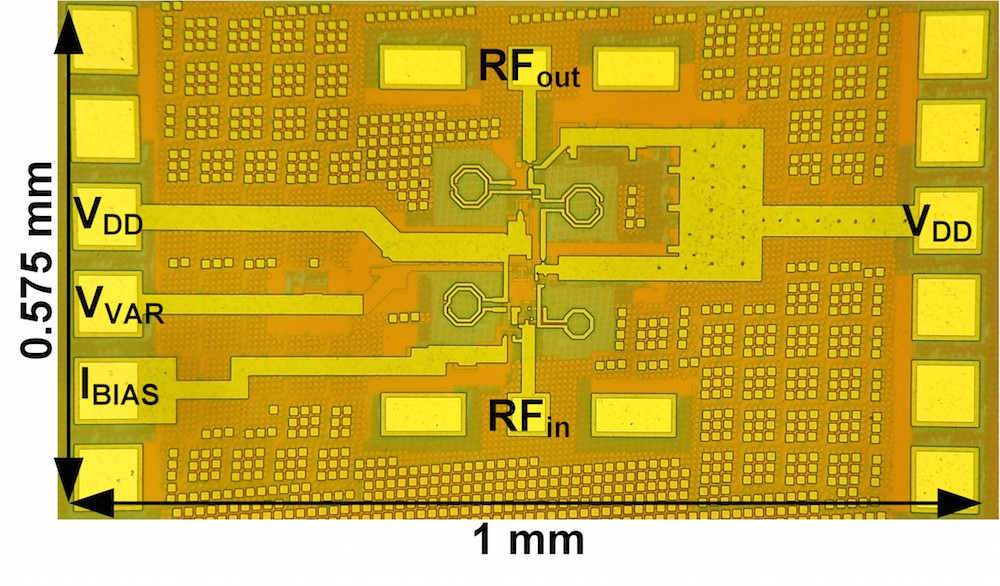 Low-Power BiCMOS 50 Gbps Gm-Boosted Dual-Feedback Transimpedance Amplifier
