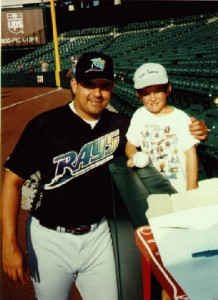 Wilson Alvarez, (with Adrian) 1998.