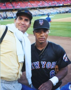 Melvin Mora (with RR), 1999.