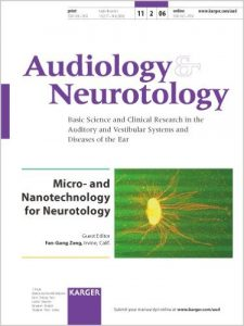 2006 Micro- and Nanotech for Neurotology