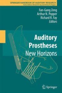 2011 Auditory Prostheses Springer