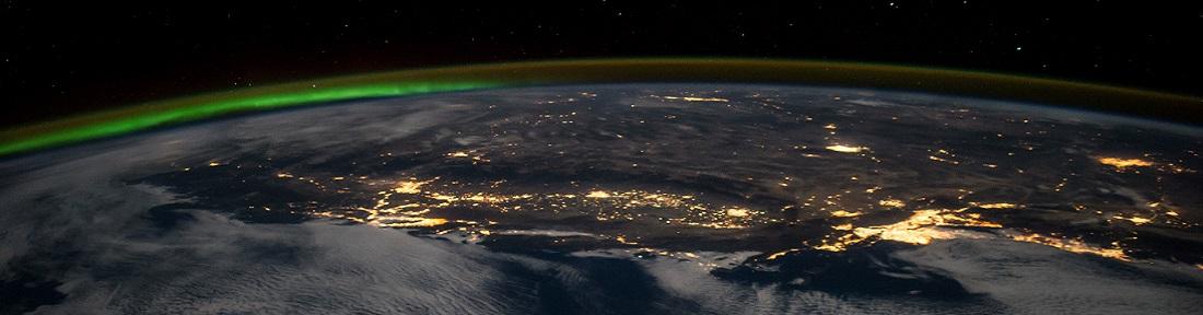 So California from ISS/NASA