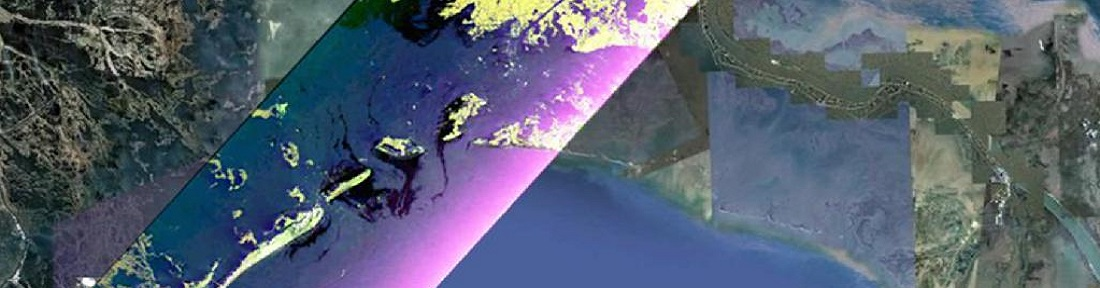 BP Oil Spill/NASA JPL-Google