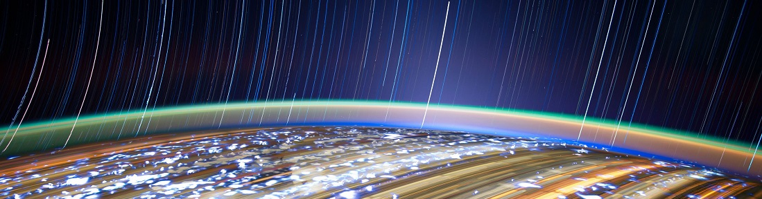 Star Trails / NASA