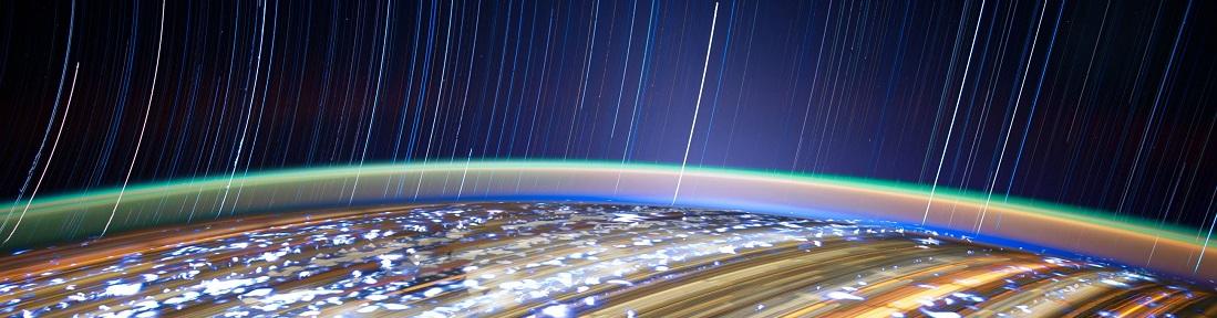 Star Trails / NASA