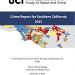 Release of the Crime Report for Southern California  2015