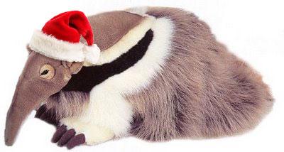 Santa Anteater