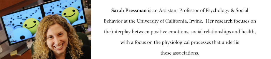 Sarah Pressman