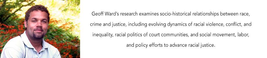 Dr. Geoff Ward