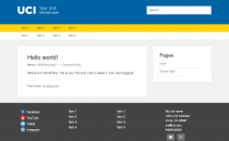 New UCI Branded Theme Available